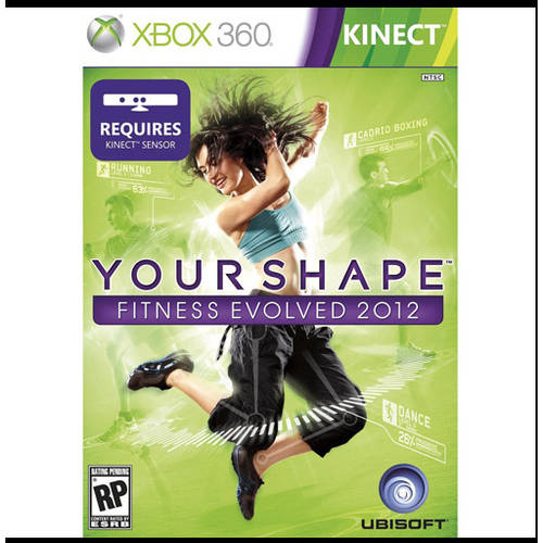 Your Shape: Fitness Evolved 2012 (Xbox 360) - Pre-Owned