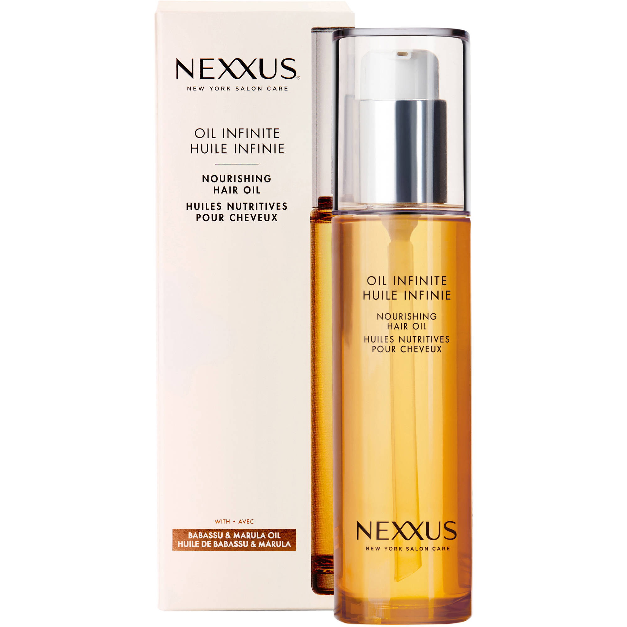 Nexxus Oil Infinite Nourishing Hair Oil Treatment, 3.3 oz