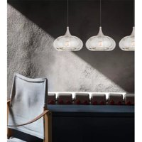 Livex Lighting Art Glass Mini Pendant 1 Light Mini Pendant