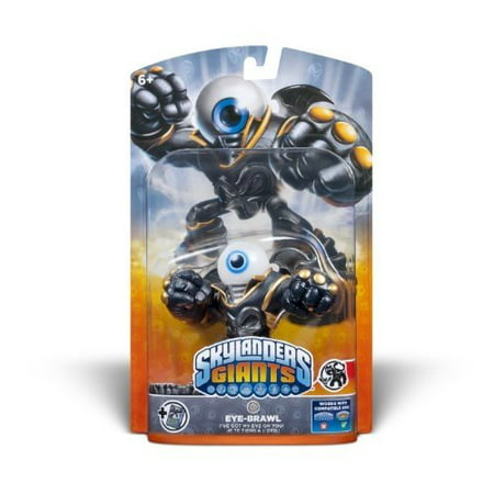 Skylanders Giants: Eye Brawl Giant Character - Skylanders Giants Crusher