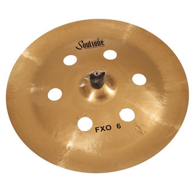 Soultone Cymbals CST-CHN21FXO6-21 Custom FXO 6 China