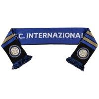 Inter Milan Scarf - Blue/Gold - No Size