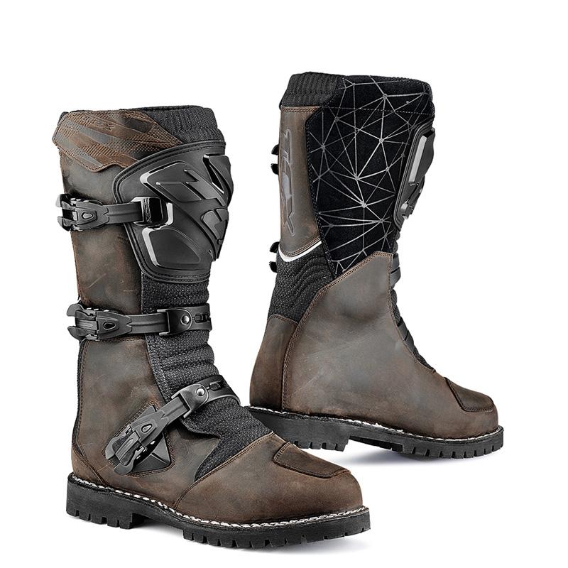 TCX Drifter Waterproof Boots, Vintage Brown, Size:40