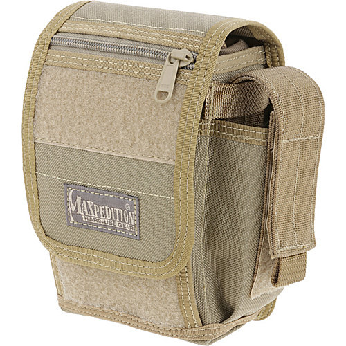 Maxpedition H-1 Waistpack, Khaki Multi-Colored