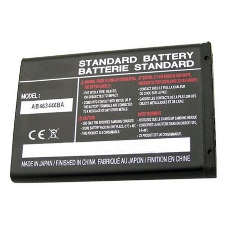 Replacement Battery For Samsung Heat 2 / Nimbus Mobile Phones - AB463446BA (800mAh, 3.7v, (Heat Mobile)