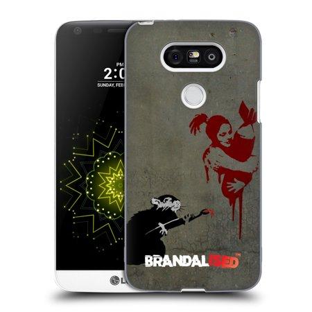 Vandal Pattern (OFFICIAL BRANDALISED BANKSY VANDALS HARD BACK CASE FOR LG PHONES)