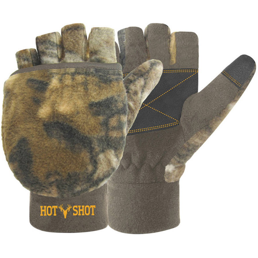 Jacob Ash Bulls Eye Junior Glove, Realtree Xtra thumbnail