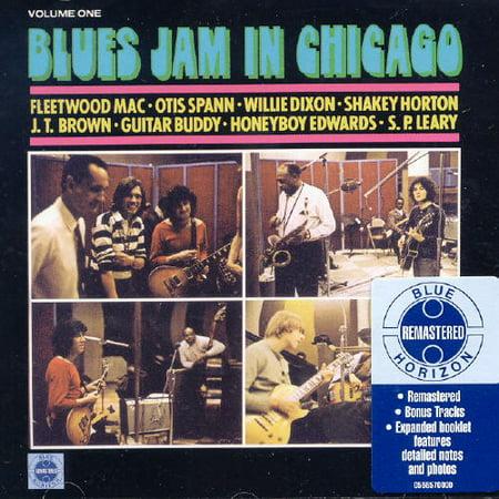 Blues Jam in Chicago 1 (Remaster) (CD)