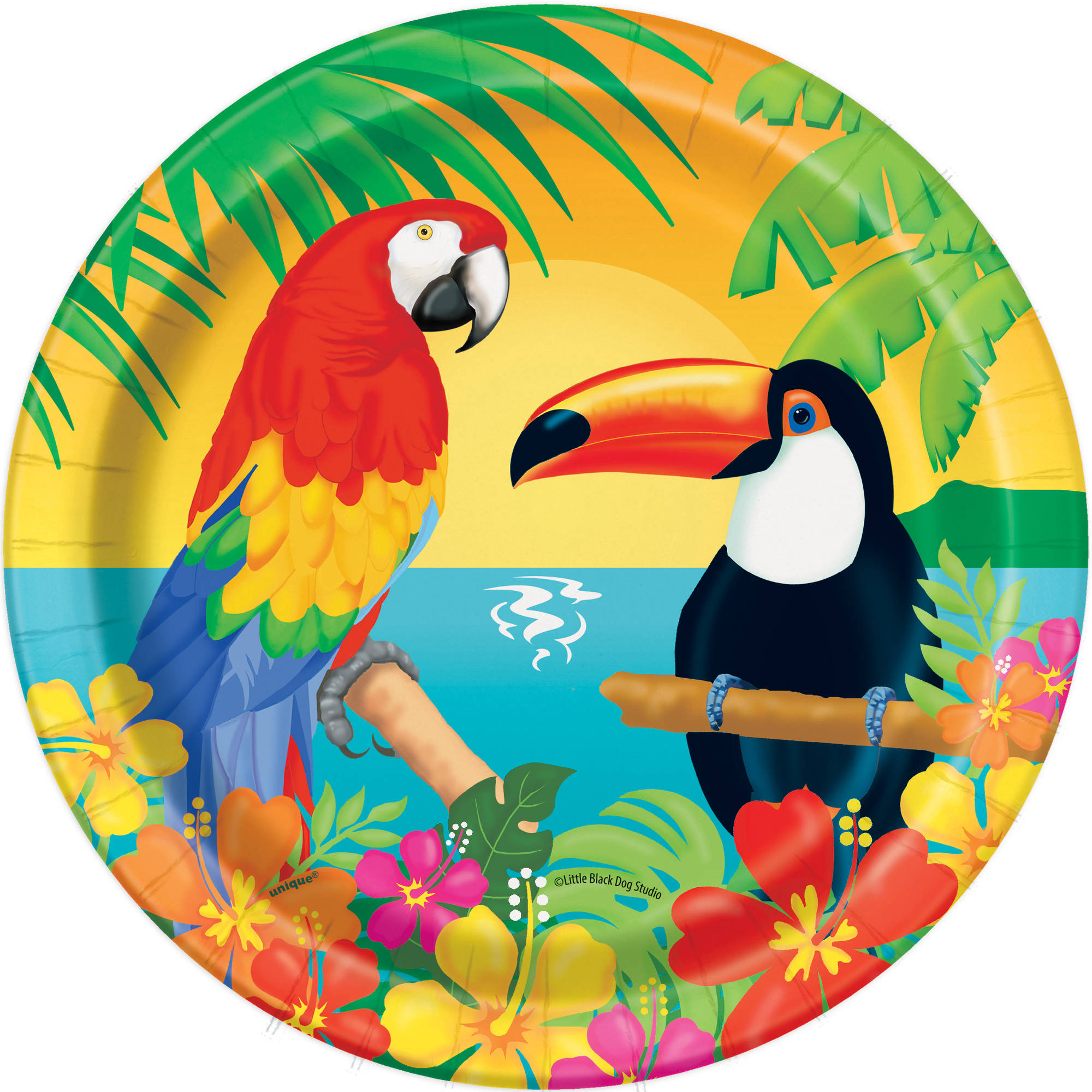 Exciting Paper Plate Parrot Craft Images Best Image  sc 1 st  Best Plate 2018 & Paper Plate Parrot - Best Plate 2018