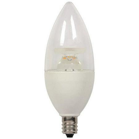westinghouse lighting 5w candelabra base led light bulb. Black Bedroom Furniture Sets. Home Design Ideas