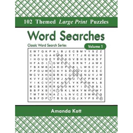 Halloween Themed Word Search (Word Searches : 102 Themed Large Print)