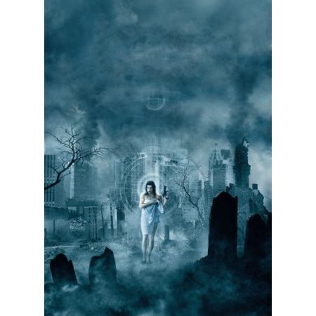 Resident Evil Apocalypse Small poster Metal Sign 8inx 12in Small Metal Sign