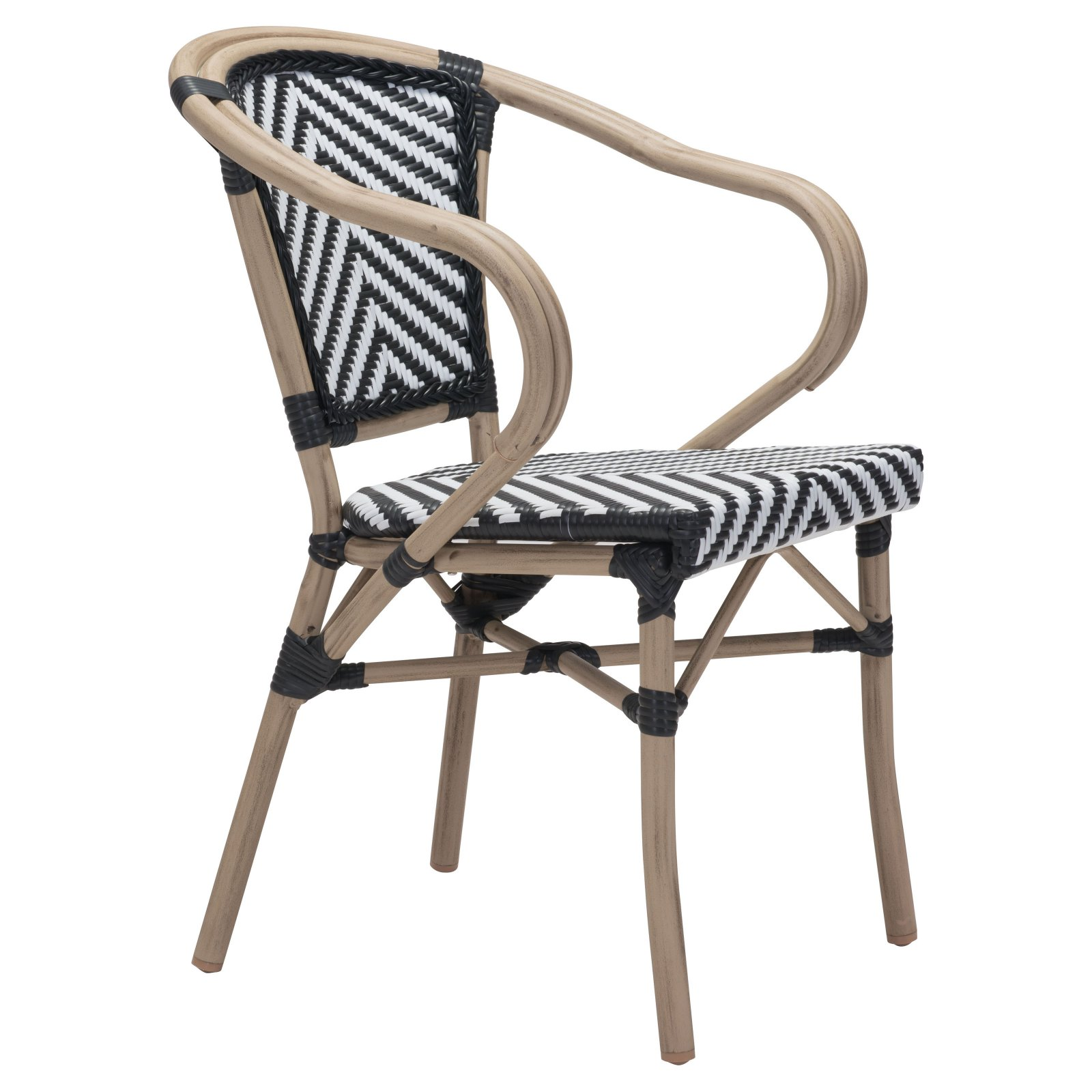 Paris Dining Armchair Multiple Colors (Set of 2) by Zuo Modern