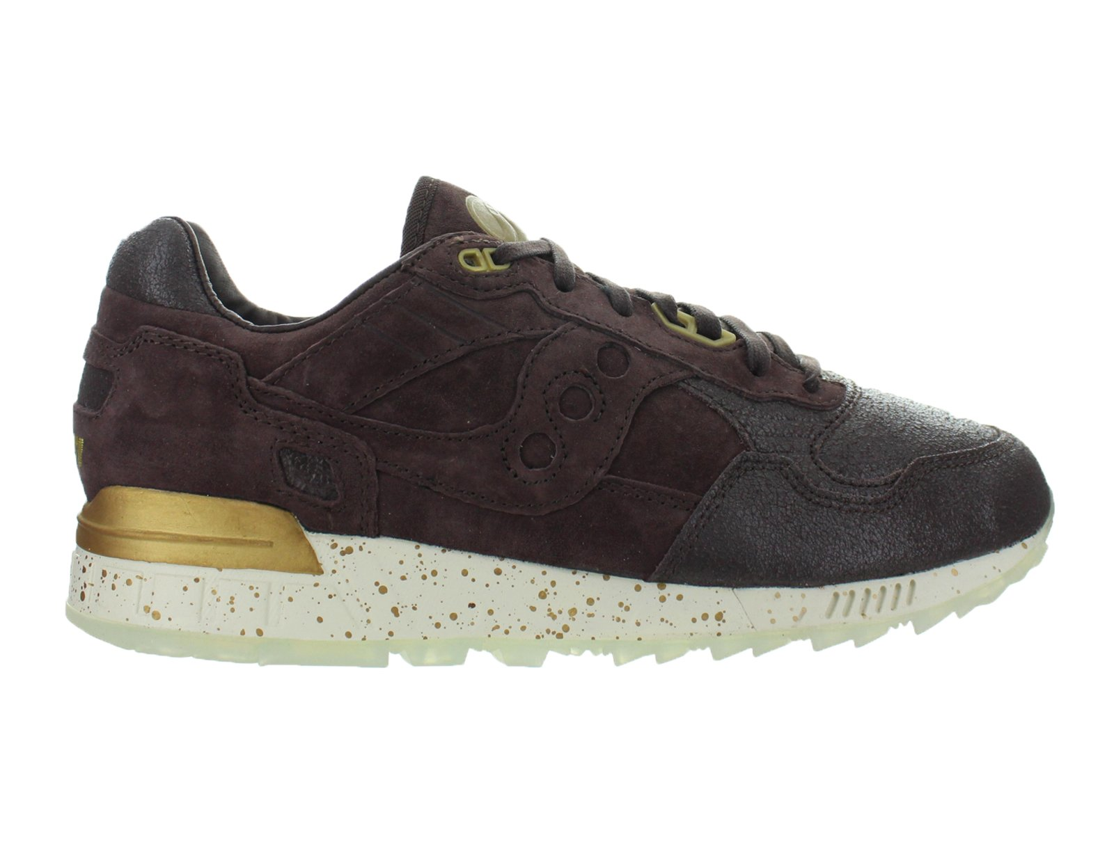 Mens Saucony Shadow 5000 Elite Chocolate Pack Brown S70311-2 by
