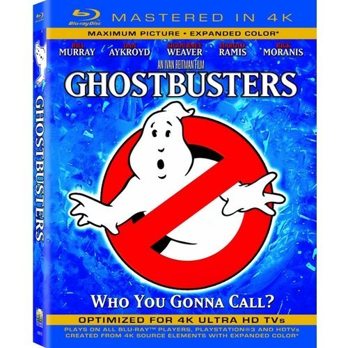 Ghostbusters (Blu-ray) (With INSTAWATCH) (Widescreen)