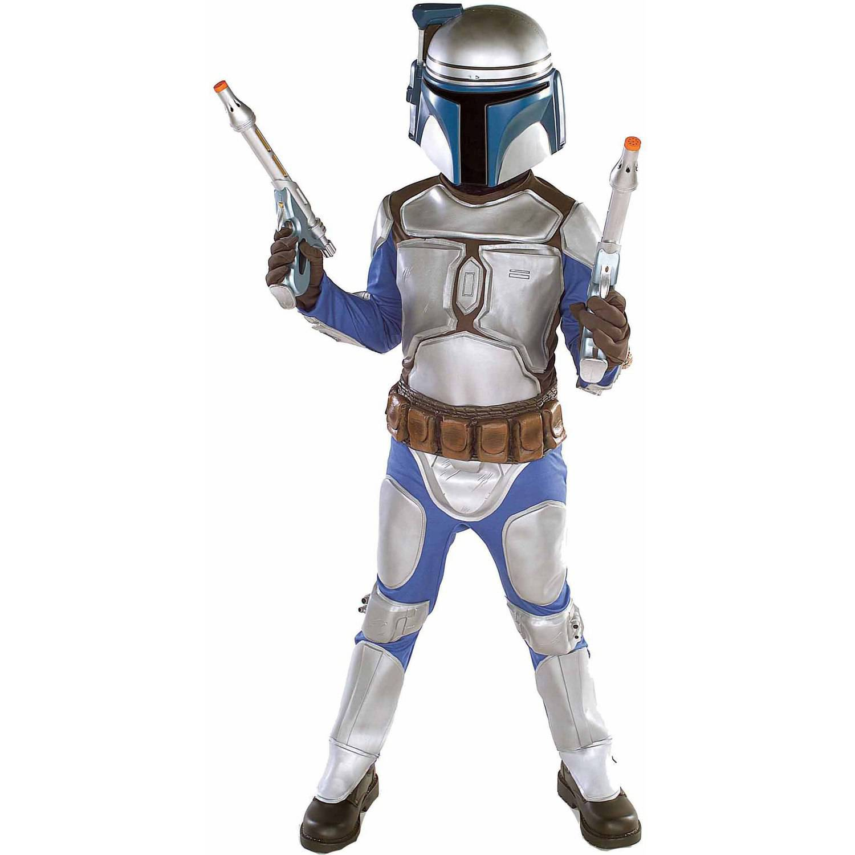 Star Wars Jango Fett Deluxe Boys' Halloween Costume