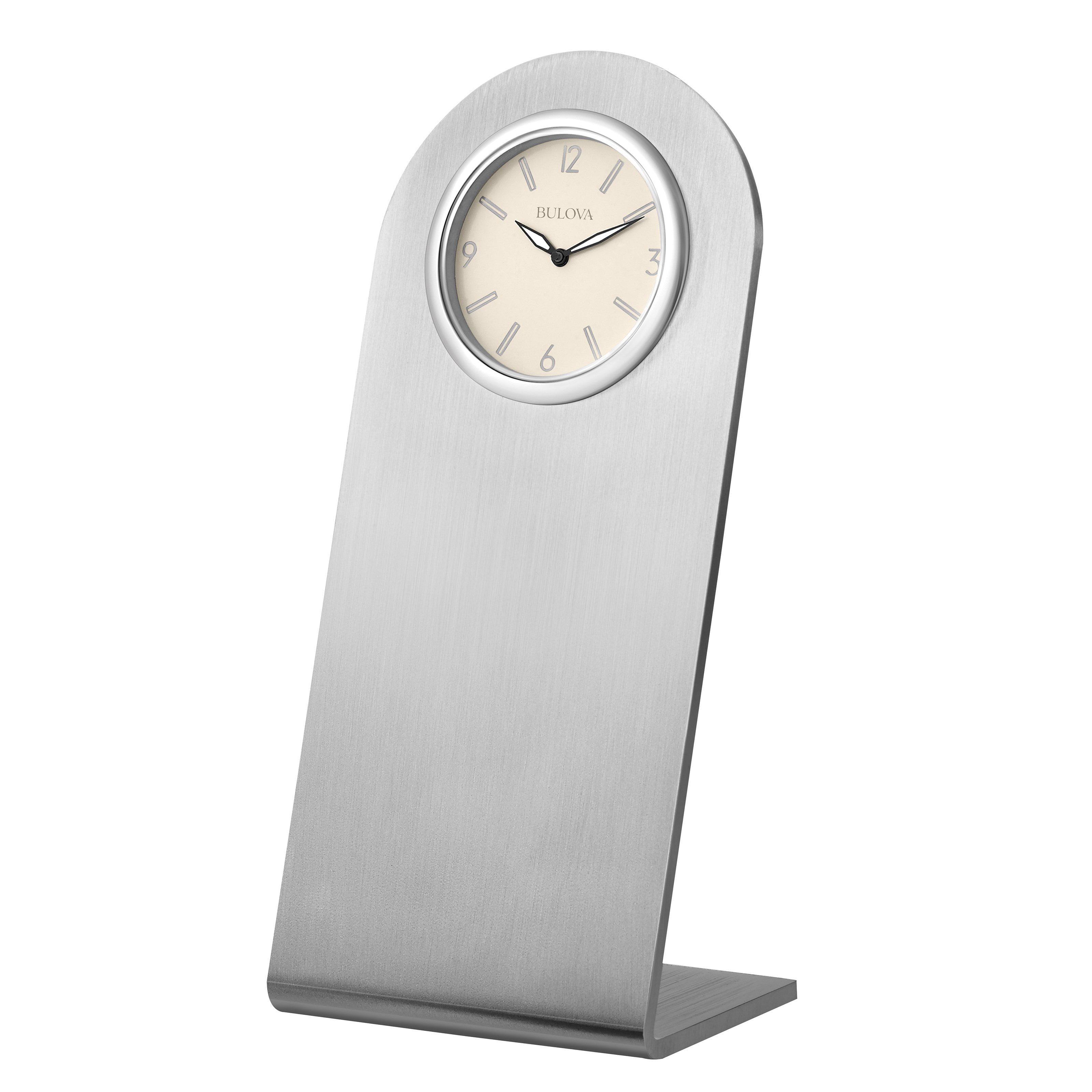 Bulova Archdale Desk Clock by Bulova Clock
