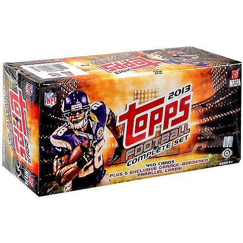 NFL 2013 Topps Football Cards Complete Set [Hobby] [Factory Sealed]