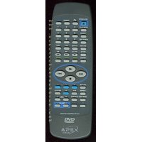 Apex remote controls walmart apex rc210 pn a70053108 dvd player remote control refurbished fandeluxe Choice Image
