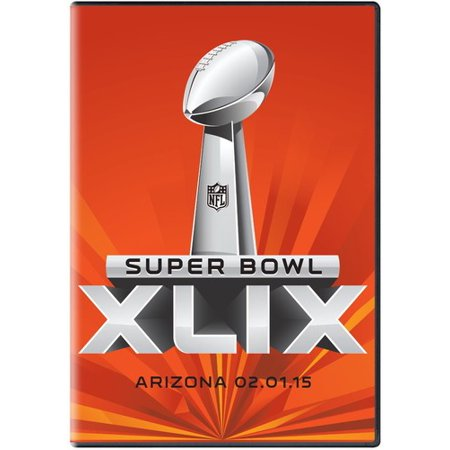 New England Patriots: Super Bowl XLIX Champions (DVD)