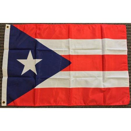 Puerto Rico Flag Large 4 X 6 Foot 4X6 Feet New Pr