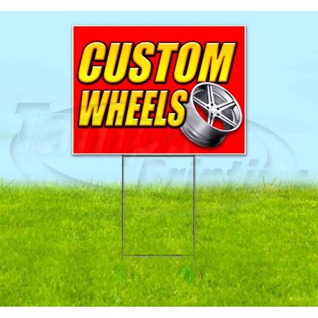 Custom Wheels (18