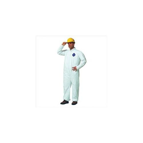 DuPont 251-TY120S-4XL Tyvek Coverall Zip Ft 4Xl