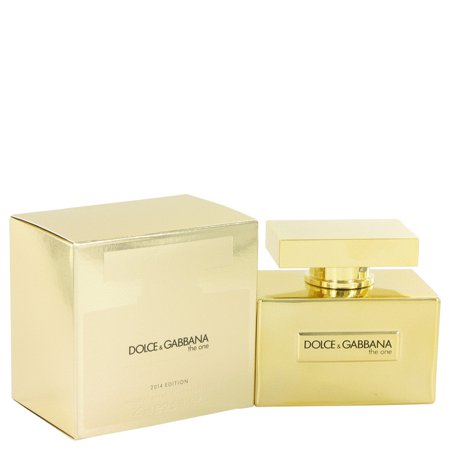 Dolce & Gabbana - Eau De Parfum Spray (Gold Limited Edition) 2.5 oz - Women