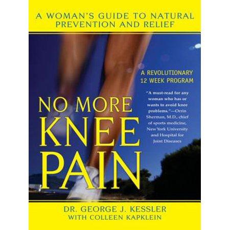 No More Knee Pain - eBook