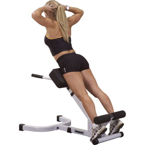 Powerline 45 Hyperextension Machine