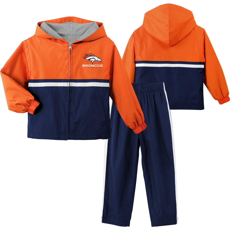 NFL Denver Broncos Toddler Windsuit
