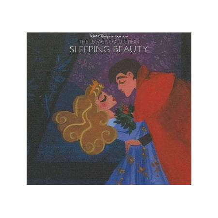 Sleeping Beauty: The Walt Disney Records Legacy Collection (2CD)](Disney Halloween Sound Effects Record)