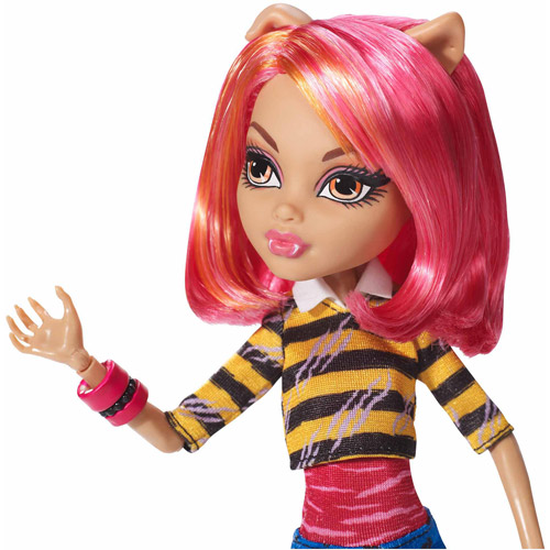 Wolf Family Toy : Monster high toys tbook