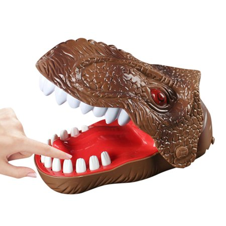 Popular Dinosaur Dentist Game Classic Biting Hand Finger Toys Funny Party Game hotsales](Popular Halloween Games)
