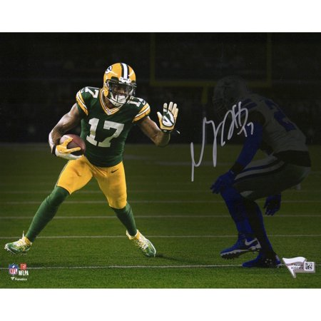 Davante Adams Green Bay Packers Autographed 8