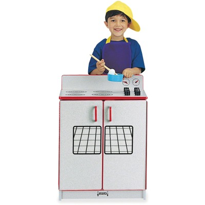 Rainbow Accents - Play Kitchen Stove JNT0209JCWW008