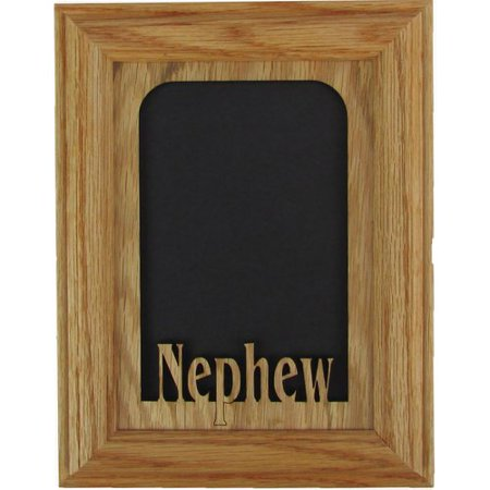 Northland Frames and Gifts Nephew Personalized Picture Frame ...