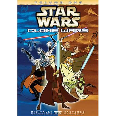 Star Wars: Clone Wars, Vol. 1 (Best Star Wars Clone Wars Episodes)