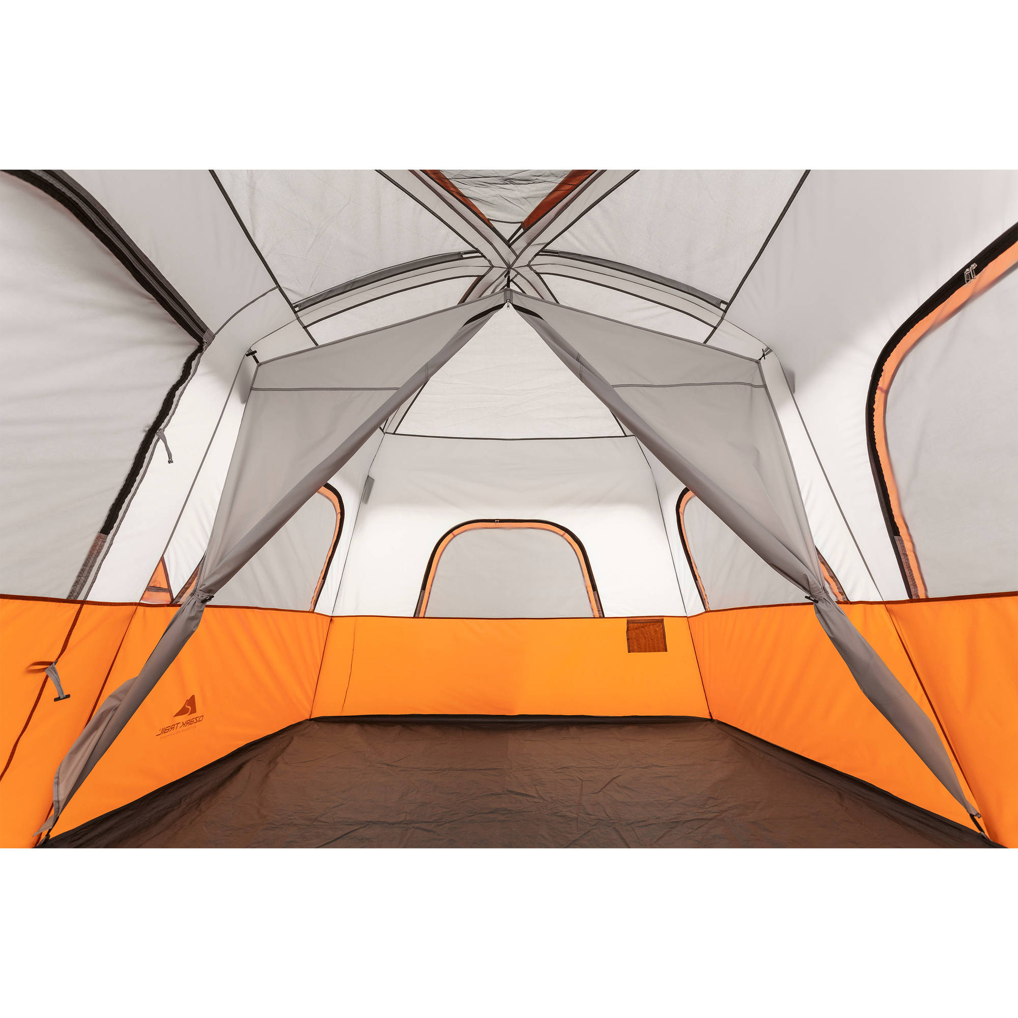 Ozark Trail 13u0027 x 9u0027 with 76 H Family Cabin Tent Sleeps 8 - Walmart.com  sc 1 st  Walmart & Ozark Trail 13u0027 x 9u0027 with 76