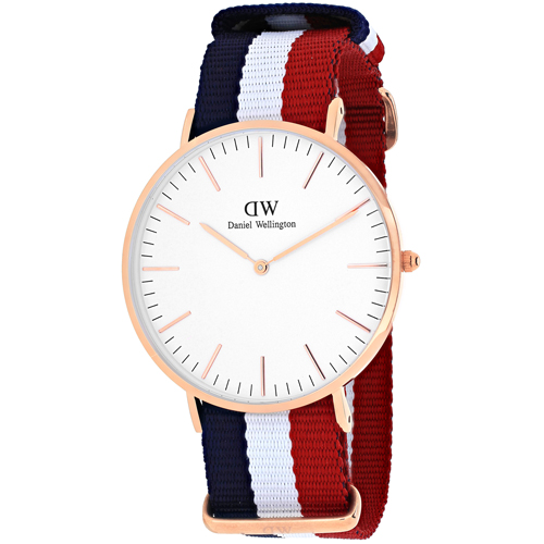 Daniel Wellington Men's Classic Cambridge