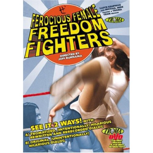 Ferocious Female Freedom Fighters Cover