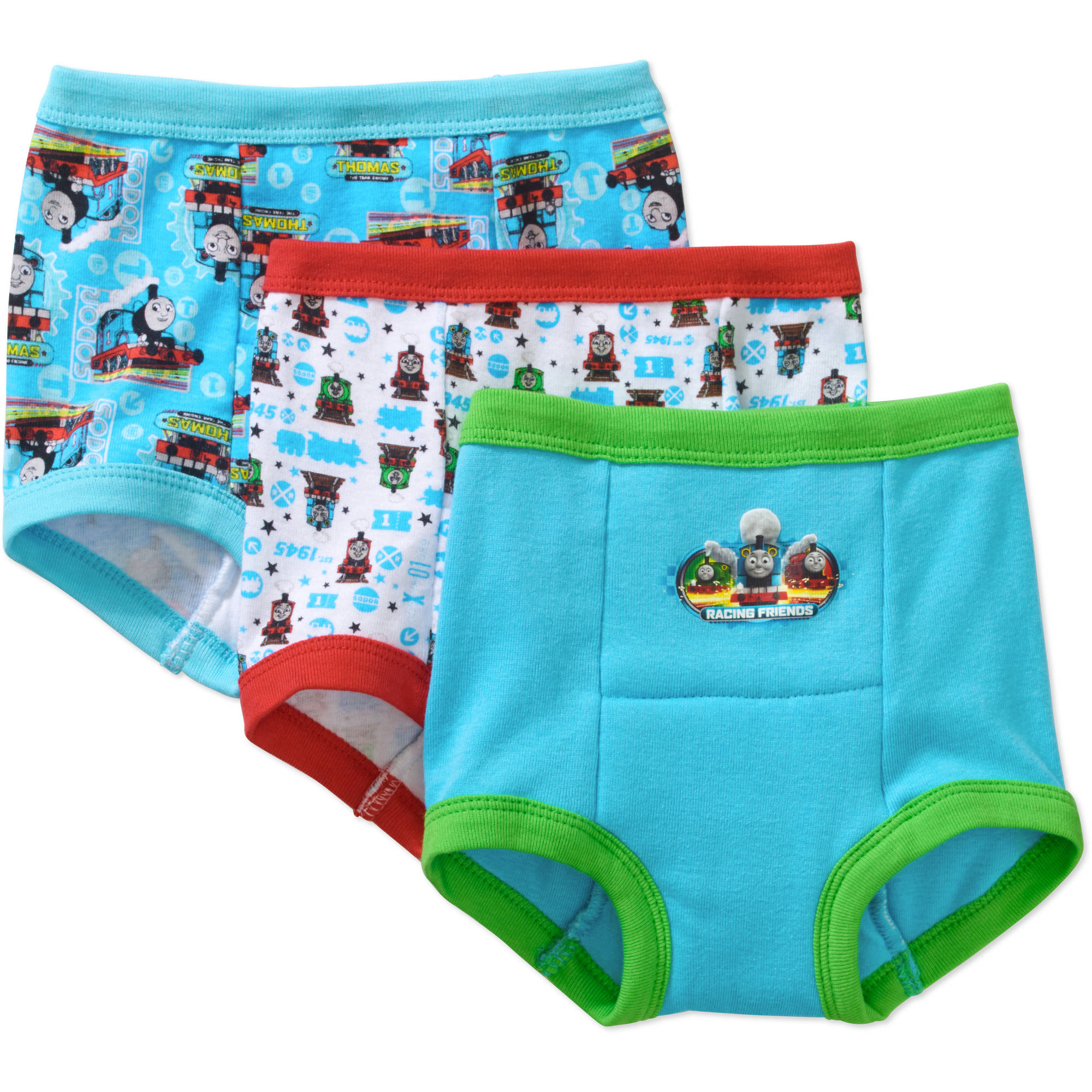 Nickelodeon Boys Baby and Toddler Potty Training Underwear