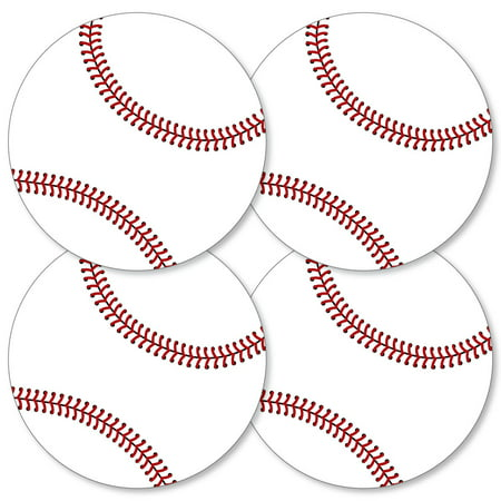 Batter Up - Baseball - Decorations DIY Baby Shower or Birthday Party Essentials - Set of 20 - Baseball Themed Party