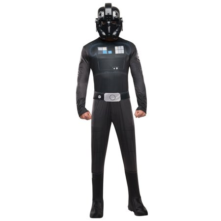 Star Wars Rebels Tie Fighter Pilot Deluxe Adult Costume](Star Wars Rebel Costume)