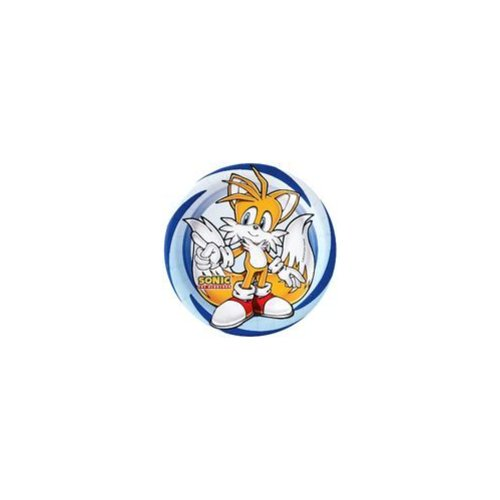 Sonic The Hedgehog Small Paper Plates 8ct Walmart Com Walmart Com