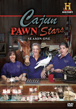 Cajun Pawn Stars: Season One (DVD) by ARTS AND ENTERTAINMENT NETWORK