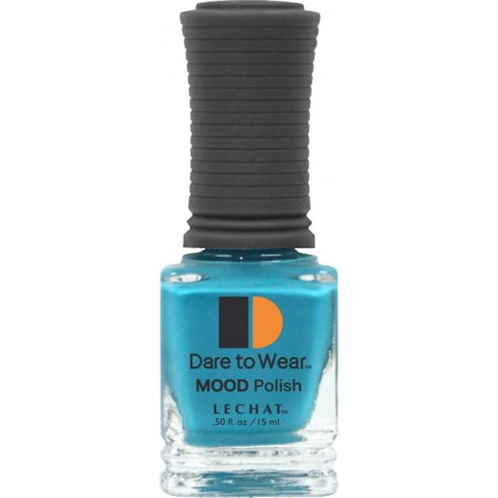 LECHAT Dare to Wear Lacquer Mood Changing Color Nail Polish - MPML21 Angelic Dreams (Color Dreams)
