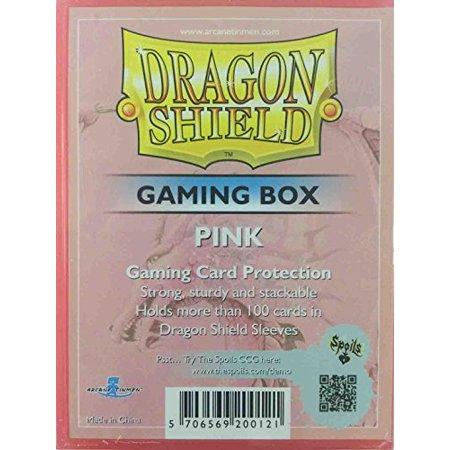 Dragon Shield Gaming Box (Pink) by Dragon Shield - image 1 of 1