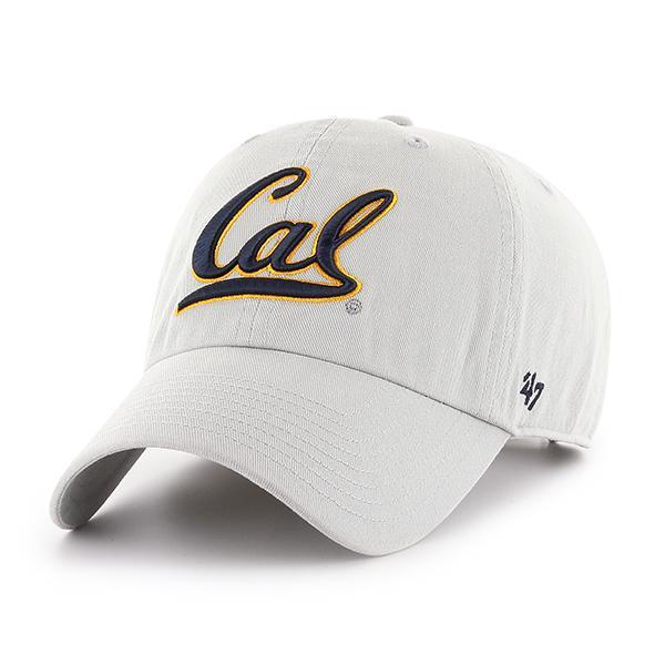 UC Berkeley Cal Men's 47 Brand Adjustable Hat - GRAY