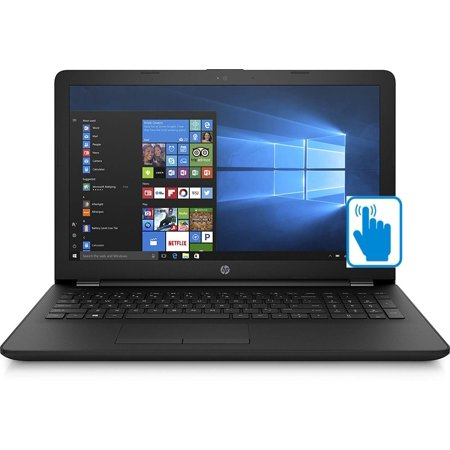 "HP 15.6 inch High Performance Home and Business Laptop (Intel 8th Gen i5-8250U 4-core, 8GB RAM, 1TB HDD, 15.6"" HD WLED-backlit touchscreen (1366 x 768), WiFi, Bluetooth, Win 10 Pro)"